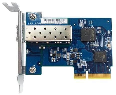 QNAP LAN-10G1SR Interno Fibra 10000Mbit/s Adaptador y ...