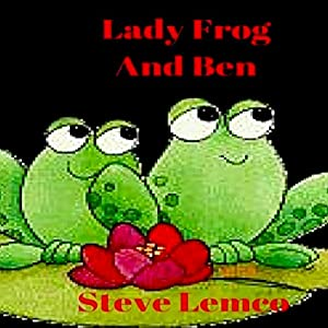 Lady Frog and Ben Audiobook