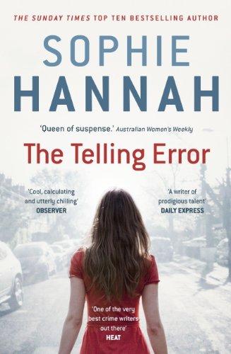 the telling error hannah sophie