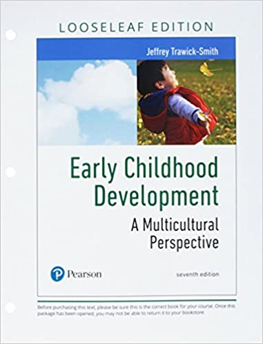 Buy Early Childhood Development A Multicultural Perspective Book