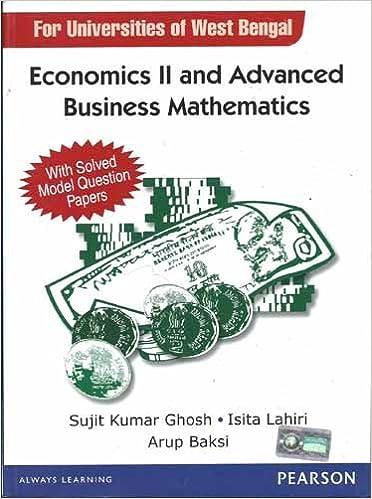 Advanced Business Economics