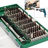 60 in1 Multi-purpose Precision Screwdriver Set Tweezer Cell Phone Repair Tool