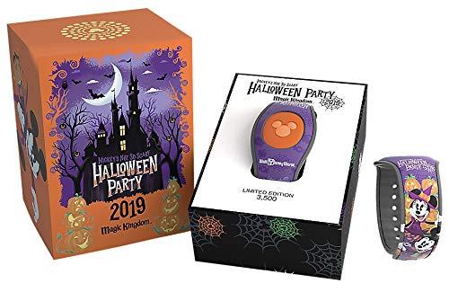 Parks Disney 2019 Mickey's Not So Scary Halloween Party ()