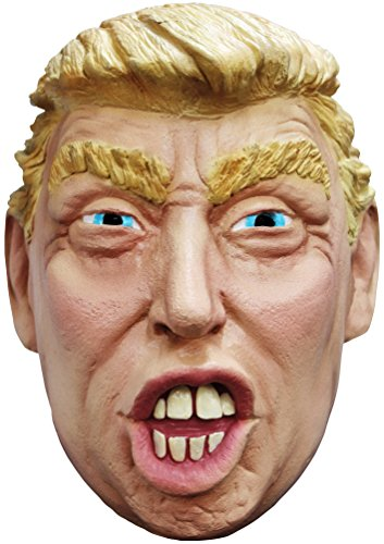 President Donald Trump Funny Latex Halloween Mask Costume Accessory