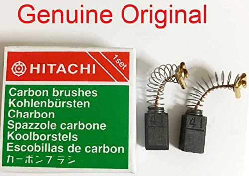 Genuine Original HITACHI CARBON BRUSHES DH24PC DH24PE DH24PC3 DH24 DVR13 DV14 DV16 DV18V H41