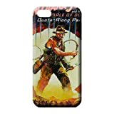 Mobile Phone back Case Heavy-duty Indiana Jones and the Temple of Doom Scratch-free iPhone 7 Plus