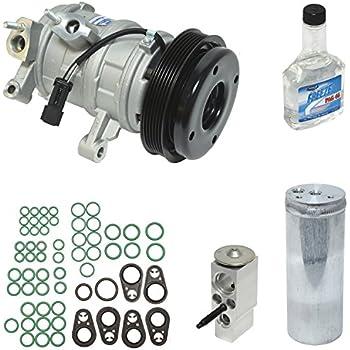 A//C Compressor /& Component Kit-Compressor Replacement Kit UAC KT 4698