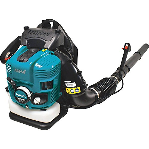 Makita BBX7600N 75.6 CC 4-Stroke Backpack Blower (Discontinued by Manufacturer) by Makita