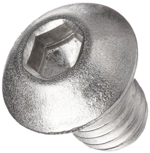 18-8 Stainless Steel Socket Cap Screw, Button Head, Inter...