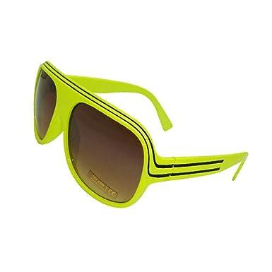 Gelbe Millionärs-Sonnenbrille qYNiXdf