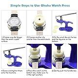 Ohuhu Watch Press Set, Professional 13 Piece