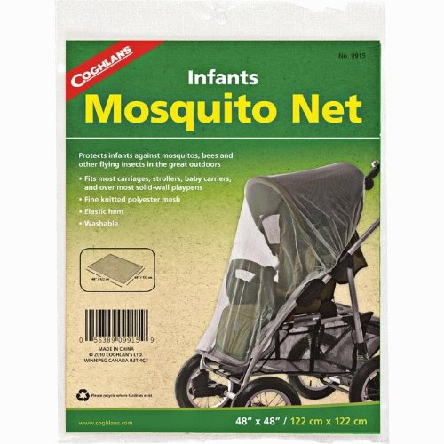Baby Infant Stroller Pack n Play Bug Mosquito - Net Coghlans Mosquito Infant