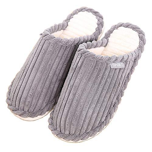 - Mens Corduroy Slippers For Men Slippers Size 8 Men Bedroom Slippers Man Slippers Indoor House Shoes For Men Memory Foam Flip Flop Slippers For Mens Corduroy House Slippers Comfy Slippers 41-42