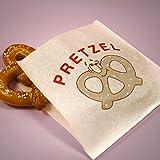 Premium Pretzel Bags - 7'' x 6.75'' (250)