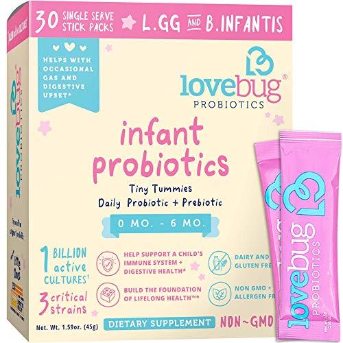 Lovebug Tiny Tummies Probiotic