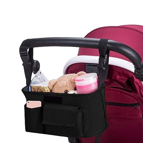 Organizador para cochecito de bebé, bolsa para colgar para ...
