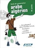 """Afficher """"Guide poche arabe algerien"""""""