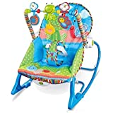 Infant to Toddler Rocker Rocking Chair Bouncer