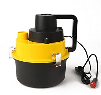 MTTLS Aspiradora de Mano,Aspiradora de Mano,Wet/Dry 12V Aspirador ...