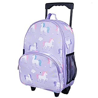 Wildkin Rolling Luggage, Unicorn (B07DX64KGG) | Amazon Products