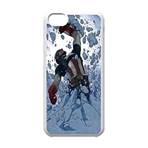 Steve-Brady Phone case Super Hero Caption American For iphone 6 plus Pattern-11