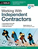 Working with Independent Contractors, Stephen Fishman, 1413320465