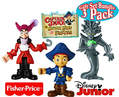 Fisher Price Disney Junior Captain Jake and the Neverland...