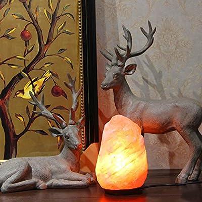 Boomile Crystal Himalayan Salt Lamp