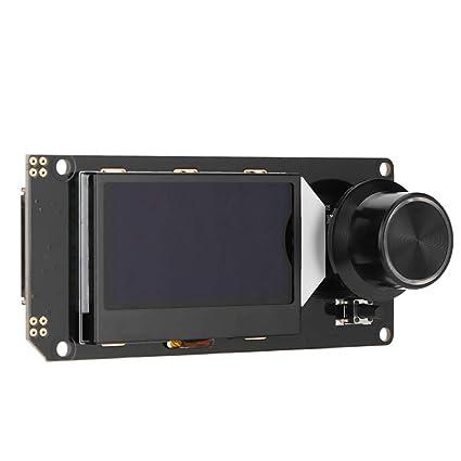 ASHATA Pantalla LCD 12864 Smart, Módulo de Control de ...