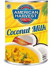 American Harvest Coconut Milk, 400 ml