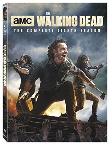 Walking Dead, The: Ssn8 by Starz / Anchor Bay