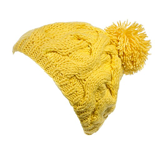 Slouc (Yellow Beanie Hat)