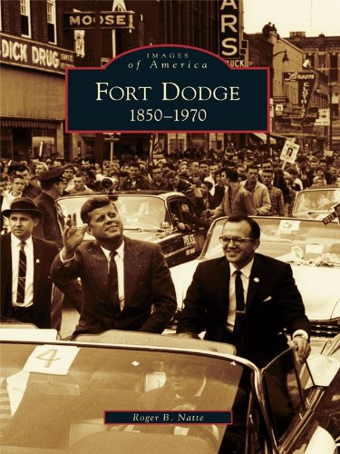 Art Center Iowa - Fort Dodge: 1850 to 1970 (Images of America)