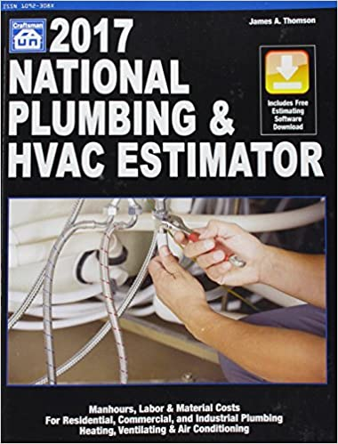 national plumbing hvac estimator 2017 national plumbing and hvac estimator pappsc edition. Resume Example. Resume CV Cover Letter