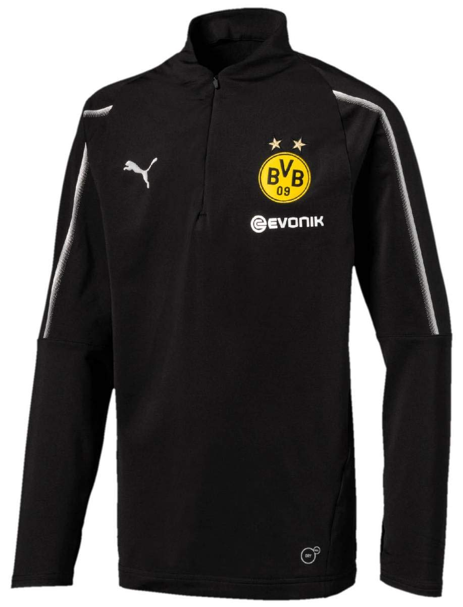 Puma Kinder BVB 1 4 with Sponsor Logo T-Shirt