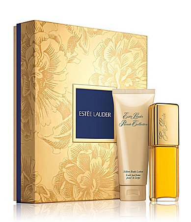 Estee Lauder Private Collection Pure Fragrance 1.75 oz / 50 ml Spray and 3.4 oz / 100 ml Body Lotion Gift Set