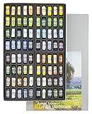Aaron Schuerr AS001 Plein Air Landscape (Set of 80) Pastels