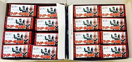 仮面ライダー 怪人名鑑1 シークレット込み全16種フルコンプ(首領2種+ショッカーライダー6種) バンダイ 食玩 B07M6VHHL6