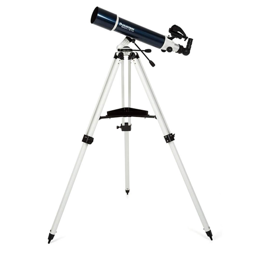 GGPUS Telescope Refracting Telescope Adjustable Portable Travel Telescopes for Astronomy, Focal Length 660Mm, Up to 240 Times, Full Surface XLT Coating by GGPUS