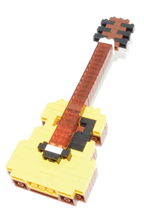 XIONGXI Guitarra Modelo de Dibujos Animados DIY niños pequeñas ...