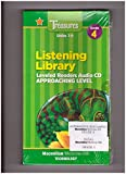 img - for Units 1-6 Listening Library Leveled Readers Audio CD Approaching Level (Macmillan McGraw-Hill Treasures : a reading/language arts program. grade 4) book / textbook / text book