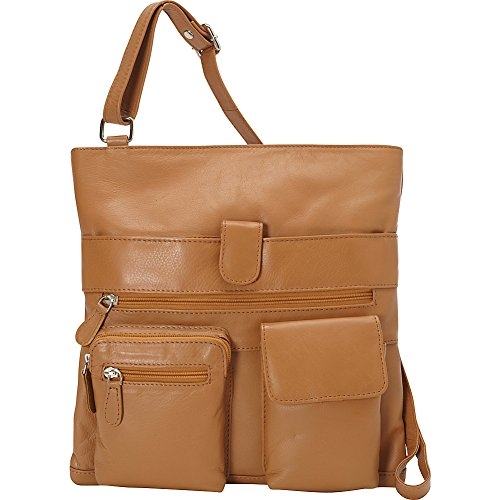 r-r-collections-large-crossbody-with-two-front-pockets-tan