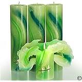 Candela Lotus AQUARELL Gr.3- 28 Aquarell Grün