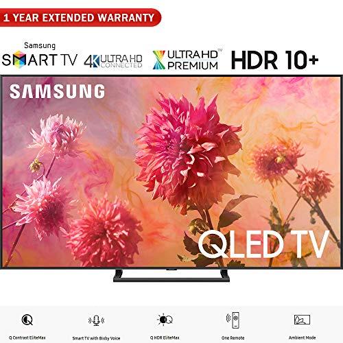 Samsung QN75Q9FNA 75' Q9FN QLED Smart 4K UHD TV (2018 Model) - (Certified Refurbished)