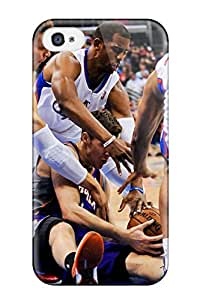 Albert R. McDonough's Shop Hot los angeles clippers basketball nba (41) NBA Sports & Colleges colorful iPhone 4/4s cases
