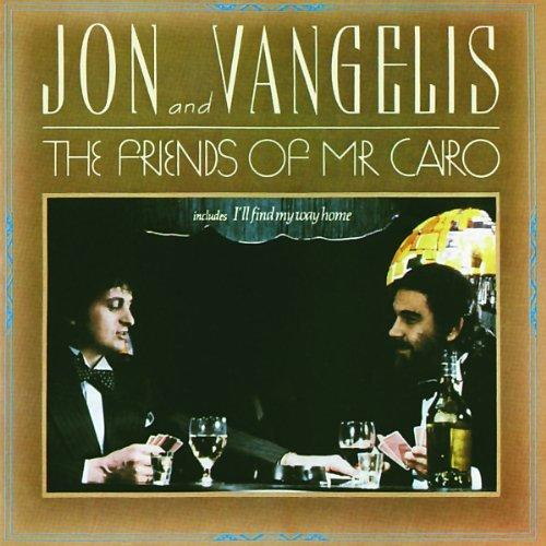 The Friends Of Mr Cairo by Jon & Vangelis (1983-02-16)