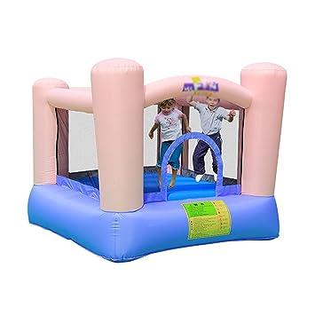 Amazon.com: Castillo hinchable para niños, cama elástica ...