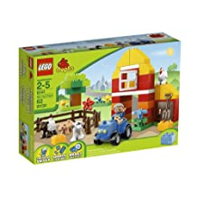 LEGO DUPLO Ville My First Farm