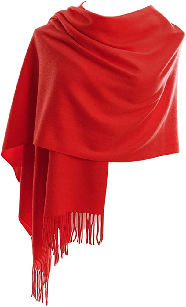 Cyzlann Women's Scarves Long Fashion Cashmere Scarfs for Women and Men