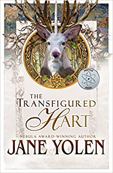The Transfigured Hart by Jane Yolen fantasy book reviews